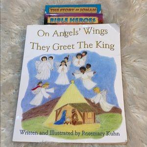 3 KIDS RELIGIOUS BOOKS